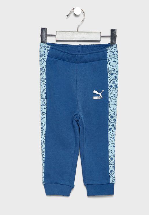 Kids Monster Sweatpants