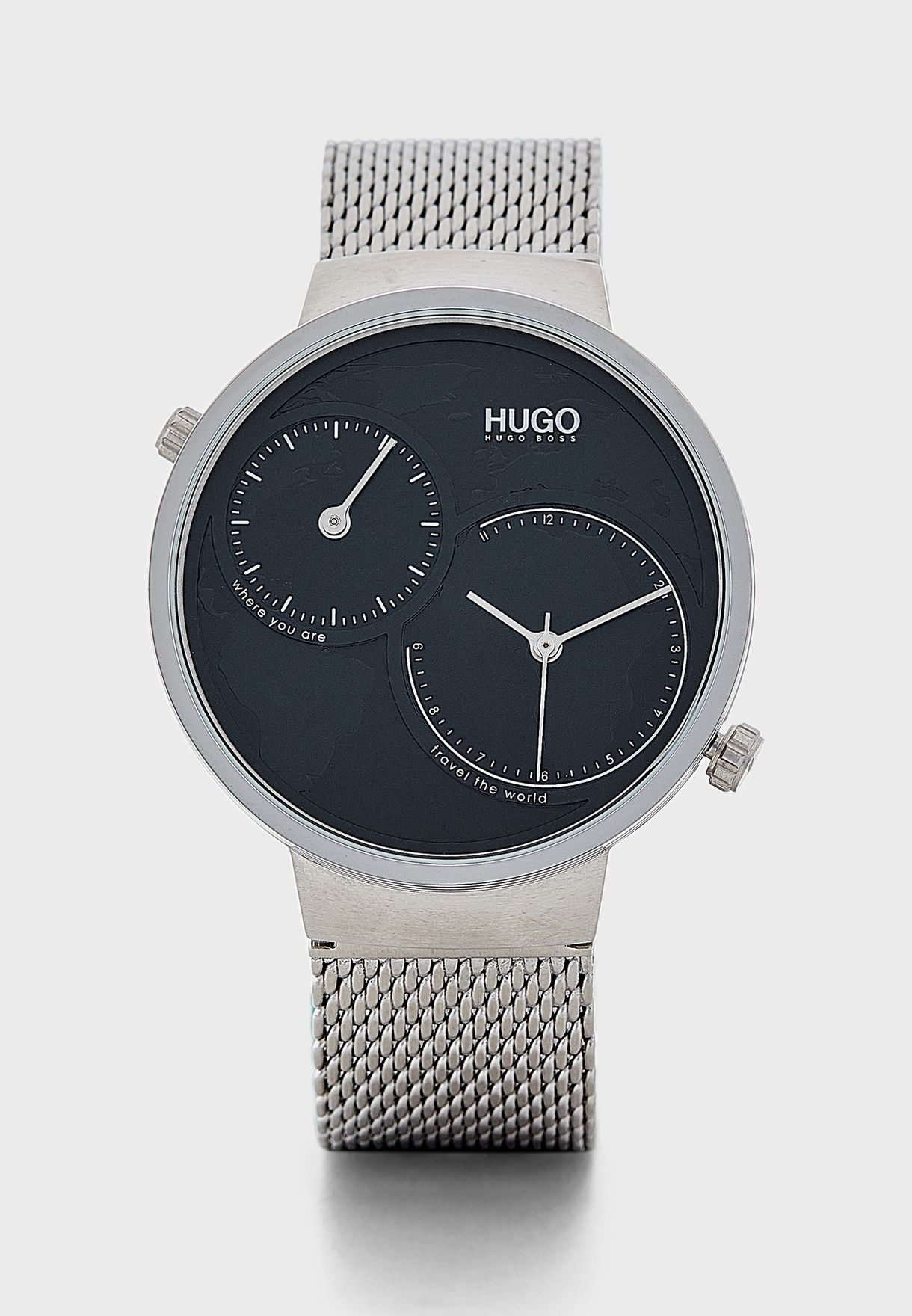 Signature Analog Watch