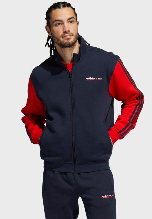 Firebird Fleece Track Jacket