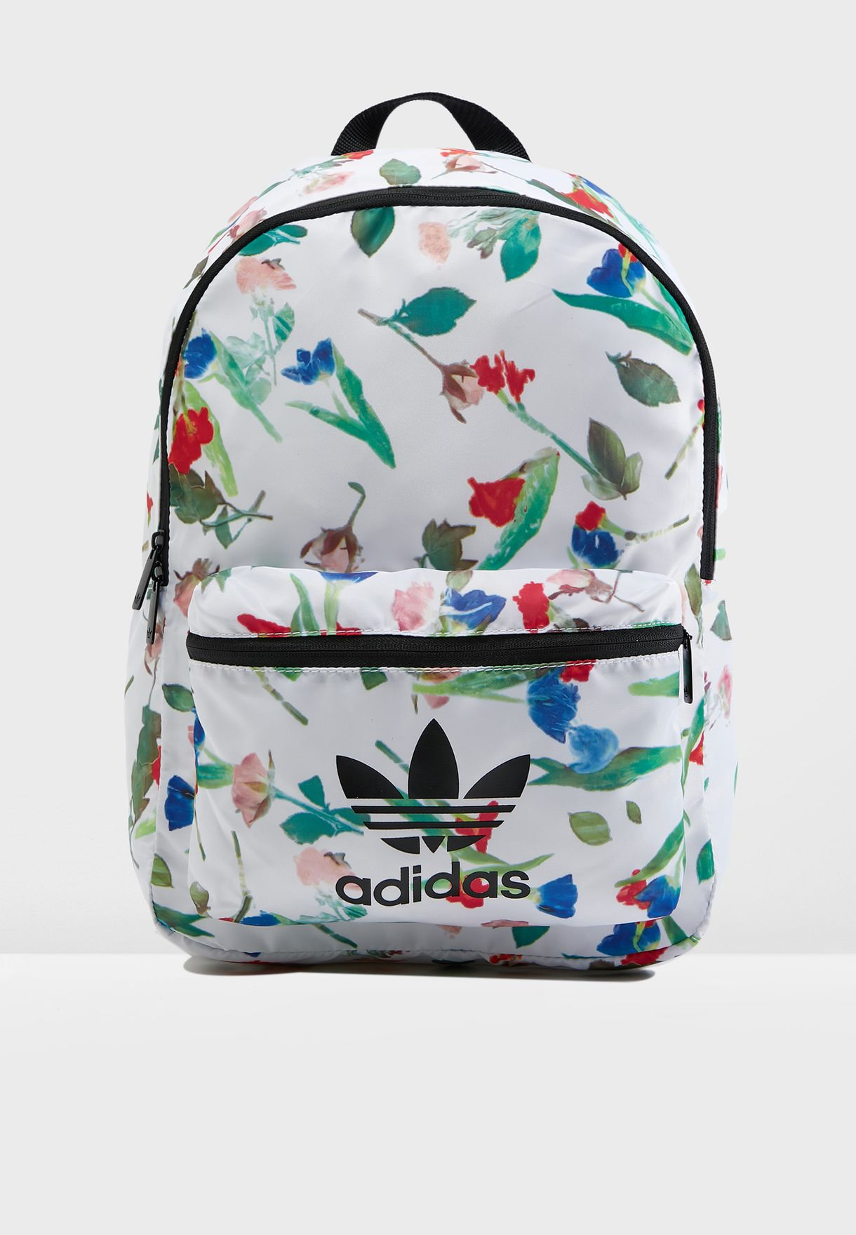 3b8406fdd13e7 Shop adidas Originals multicolor Classic Backpack EI4762 for Women ...