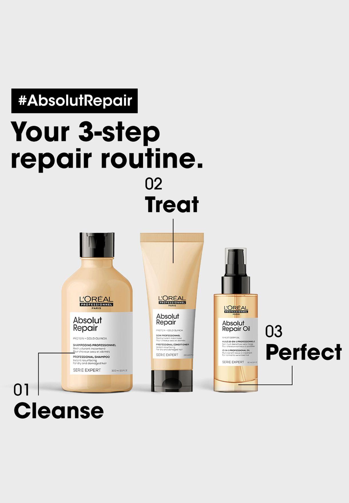 Serie Expert Absolute Repair Conditioner