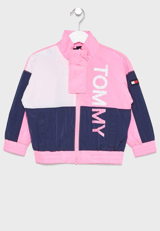 Kids Logo Jacket