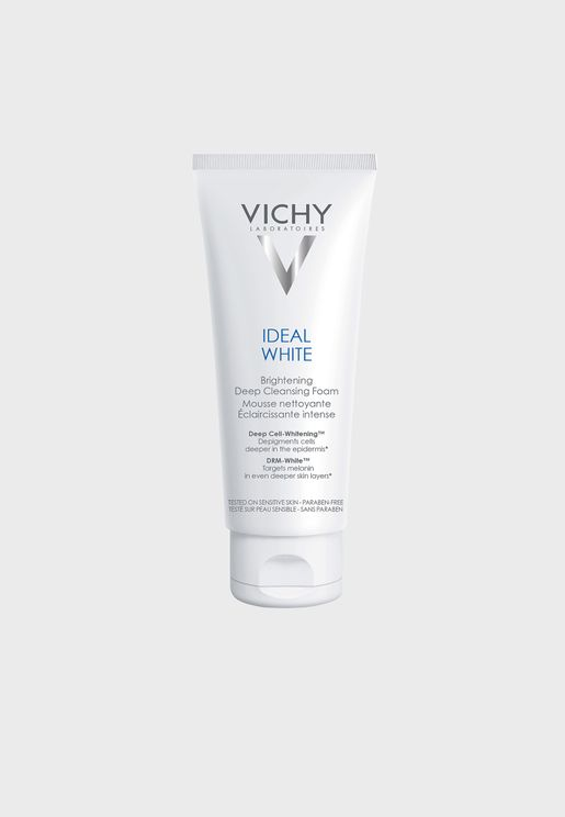 Ideal White Brightening Deep Cleansing Foam 100ml