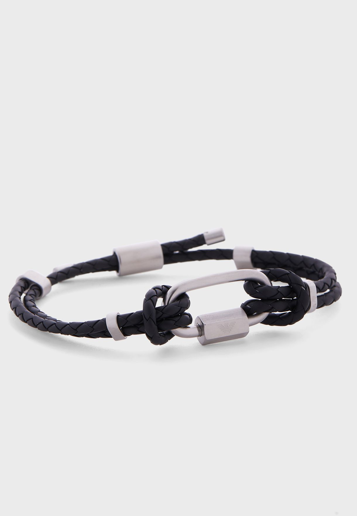 Logo Beaded Bracelet