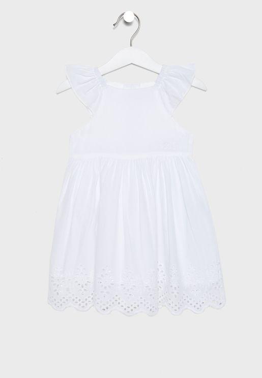 Infant Angel Dress