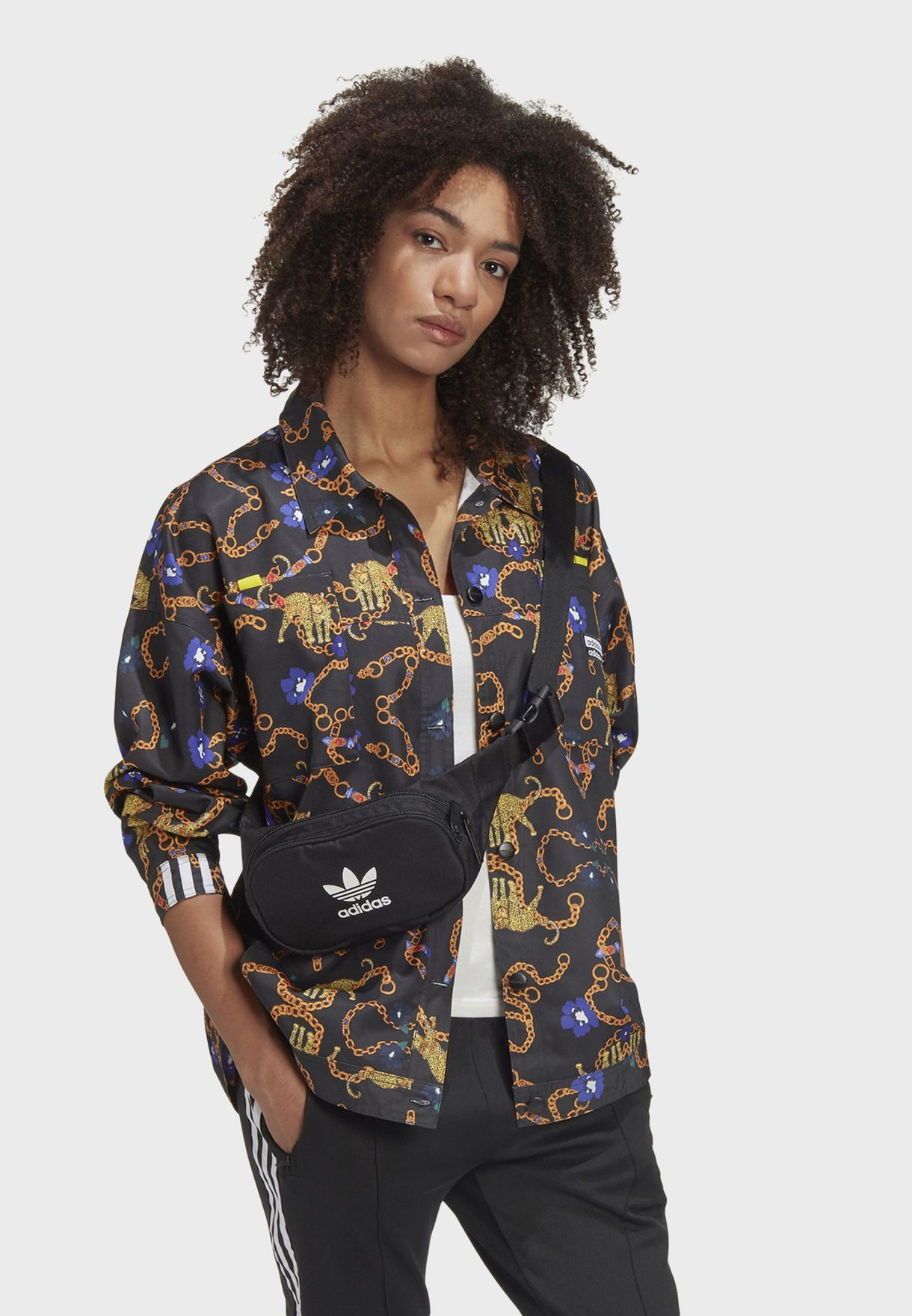 Graphics Casual Women's Jacket