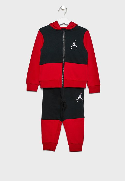 Infant Air Jordan Jumpman Fleece Tracksuit