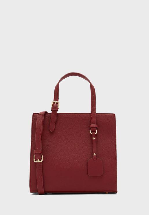 Classic Tote Handbag