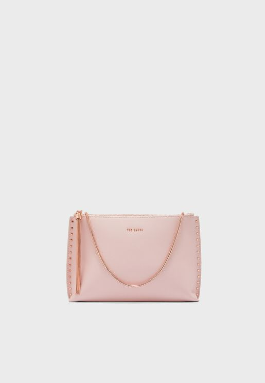 Tesssa Chain Tassel Crossbody