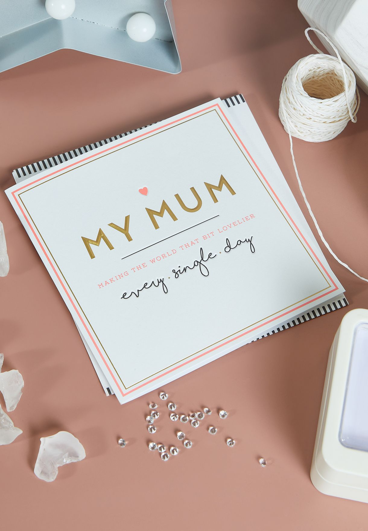 My Mum Mother's Day Card