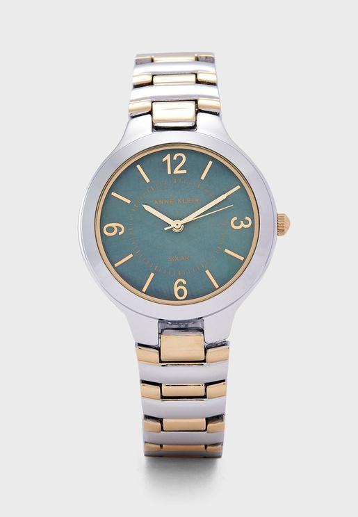 Ak3711Gntt Analog Watch