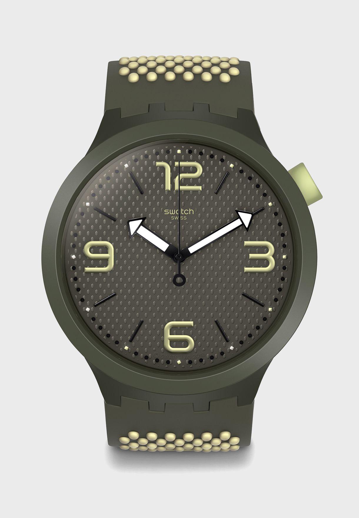 Bbblanco Analog Watch