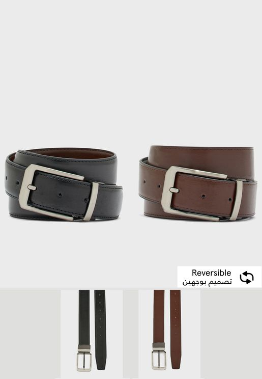 Genuine Leather Formal Belt