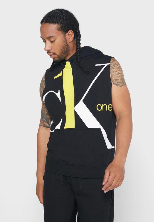 CK One Big Logo Sweatshirt