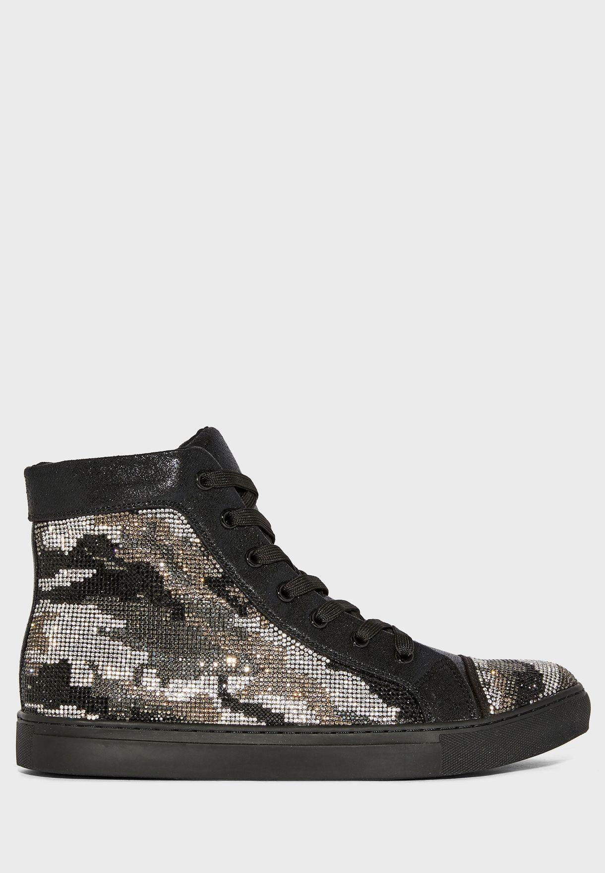 Conceal Camo Sneakers