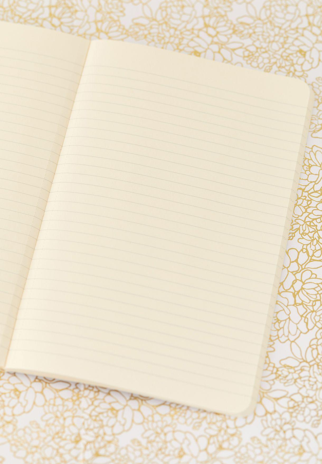 Large Volant Journal