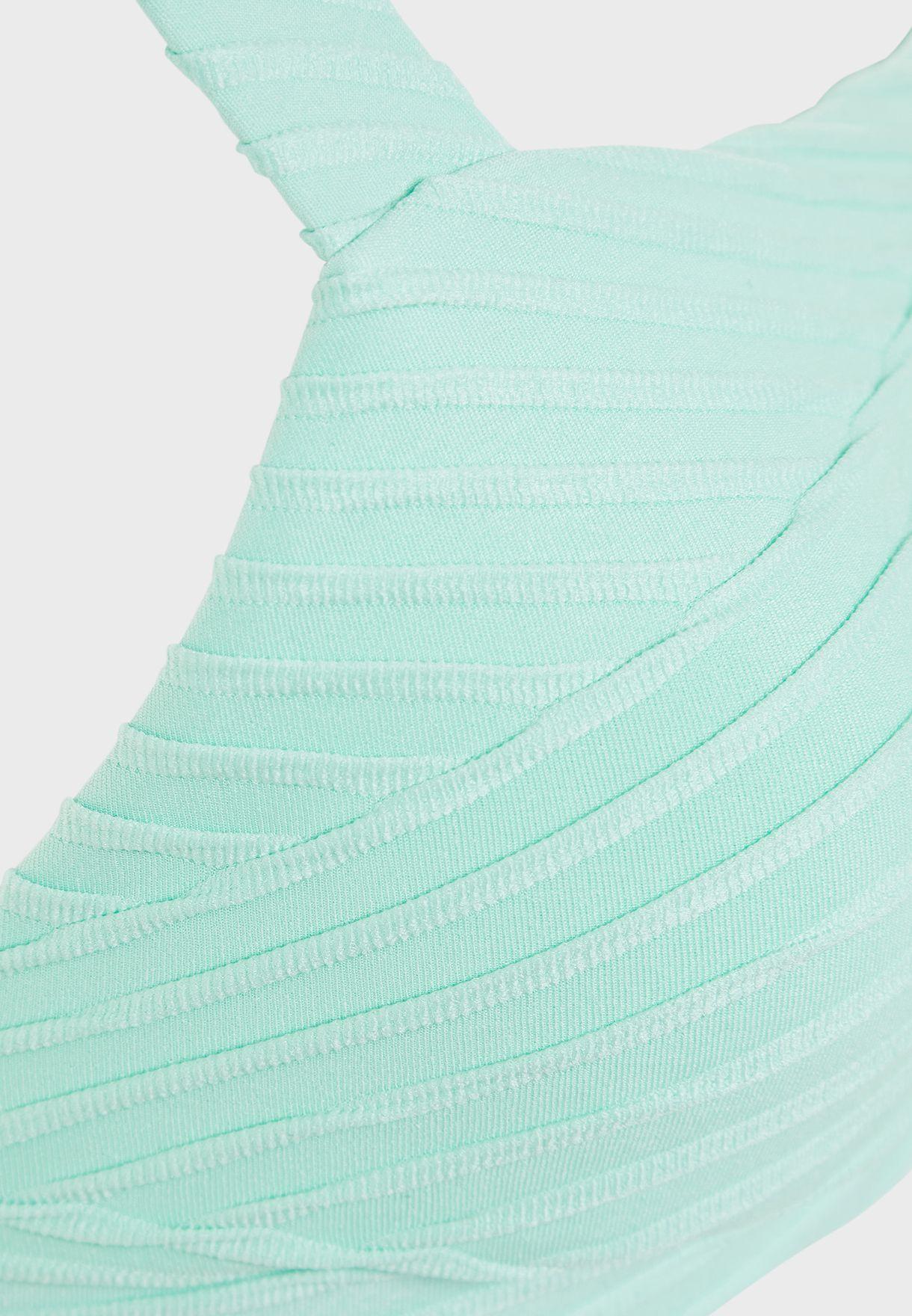 صدرية بكيني بخصر مطاطي