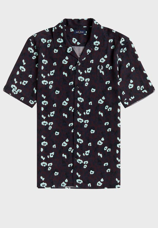 Animal Revere Collar Shirt