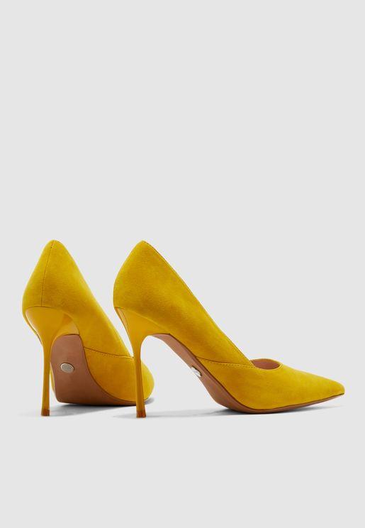 d3d215131679c Mid-Heel Pumps for Women | Mid-Heel Pumps Online Shopping in Dubai ...