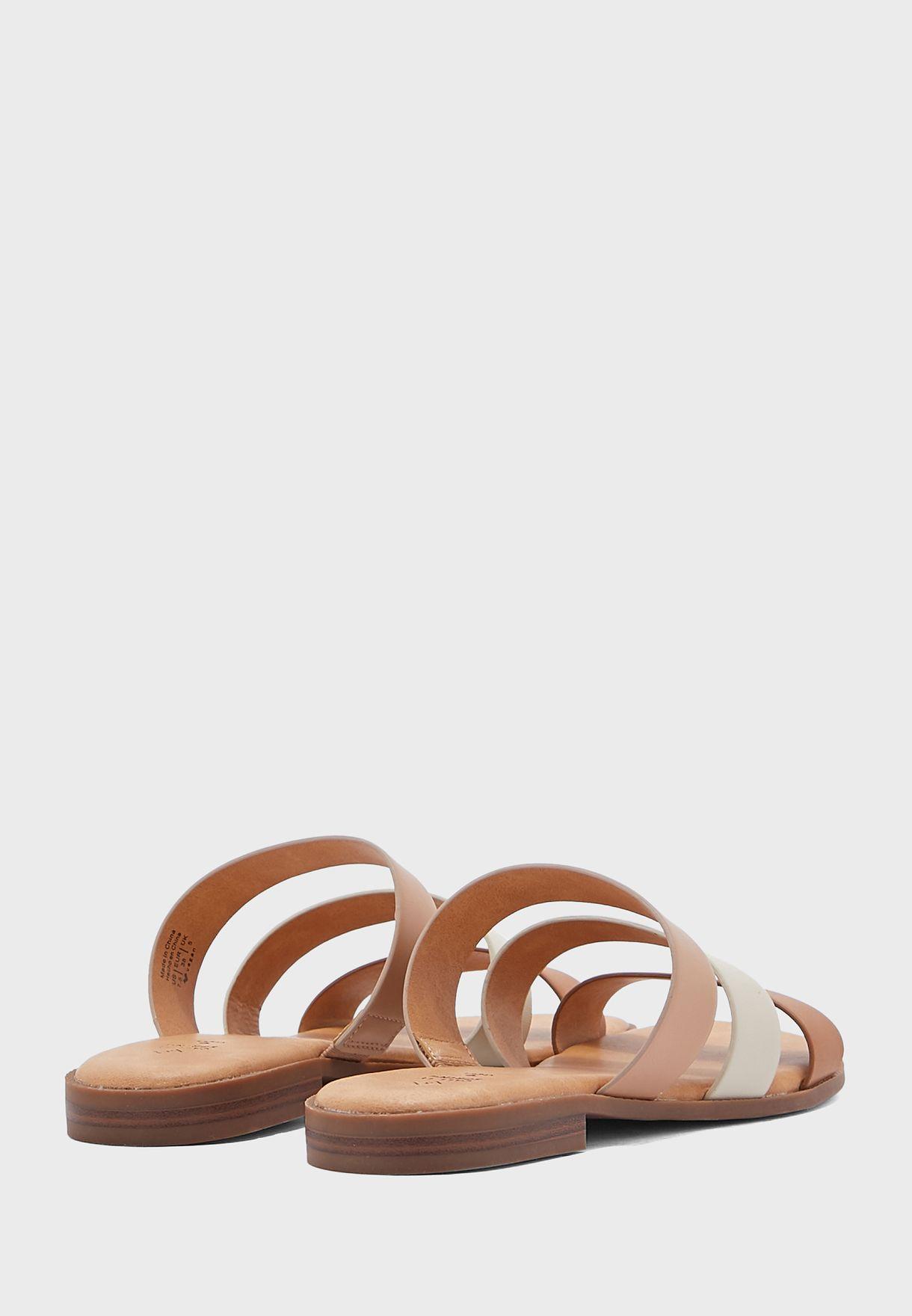 Belize Flat Sandals