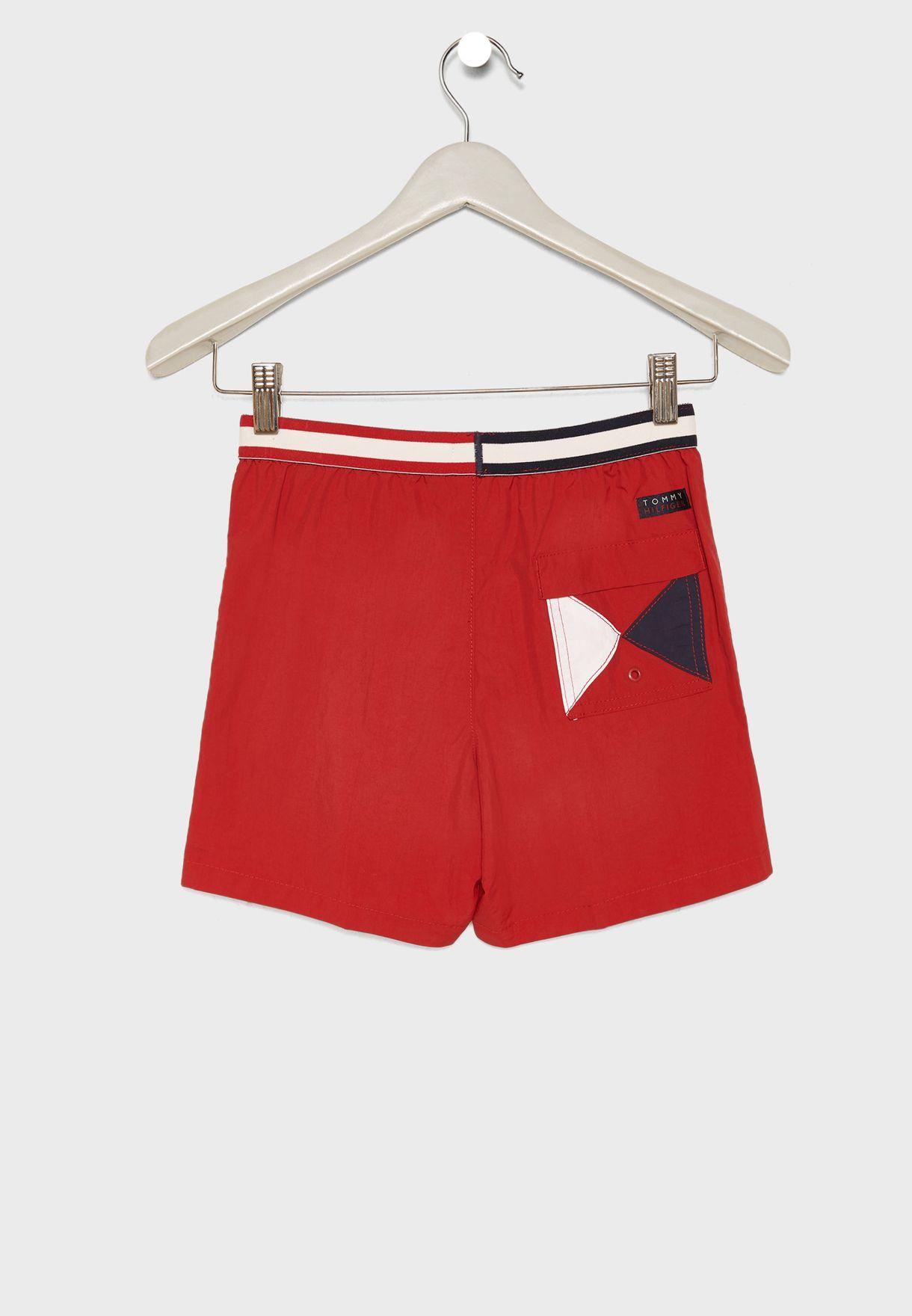 Teen Logo Swim Shorts