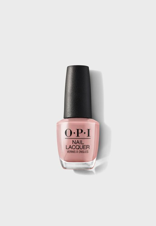 Nail Laquer - Barefoot In Barcelona Nle41