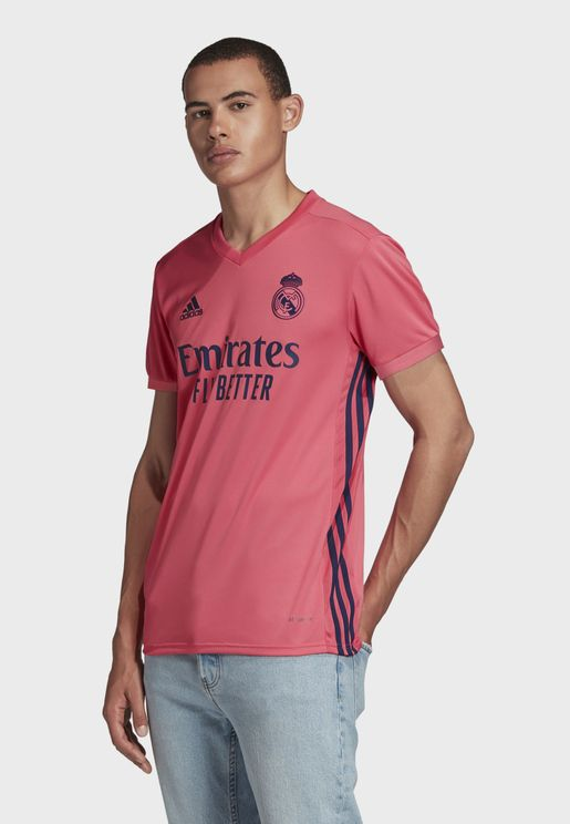 Real Madrid Away 20/21 Jersey