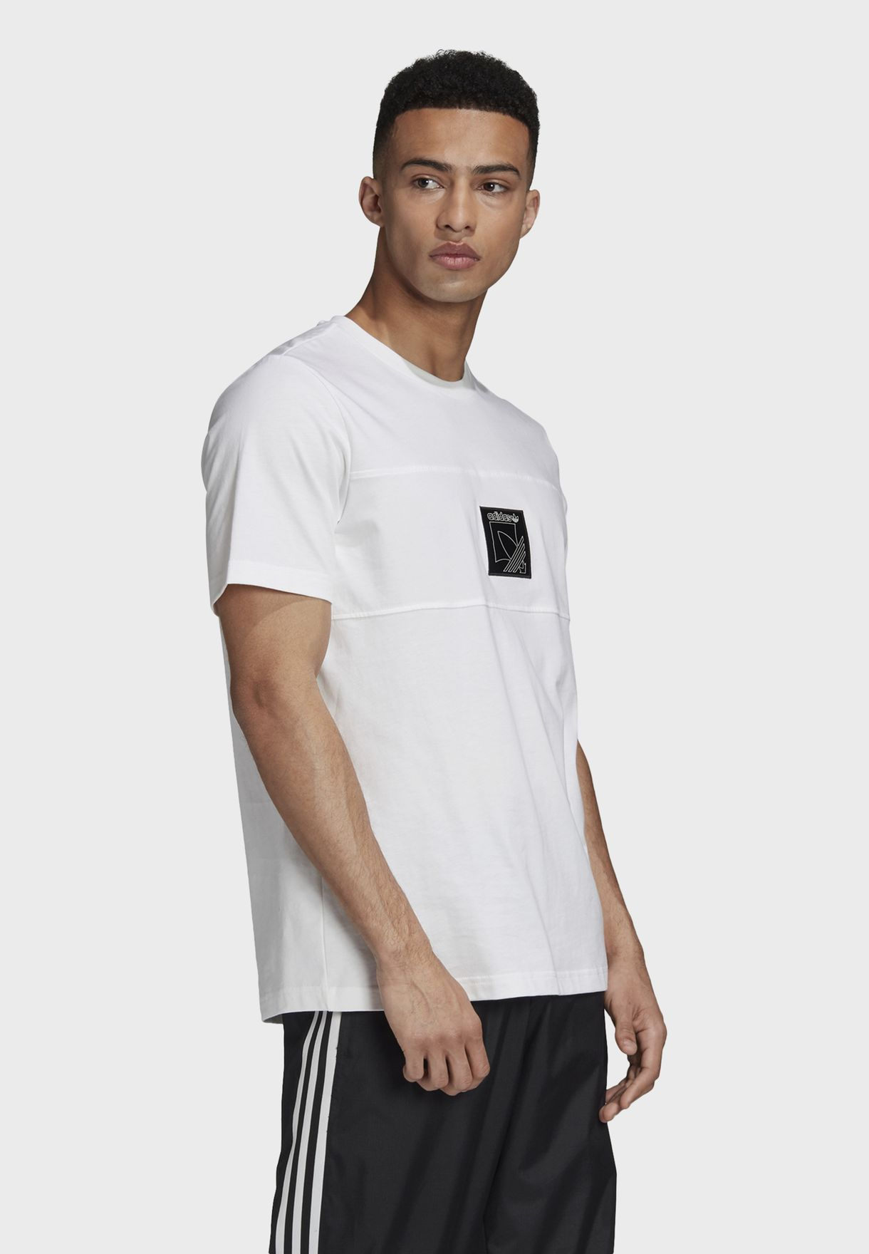 Icon Tee Sprt Collection Casual Men's T-Shirt
