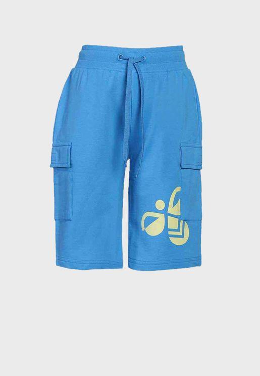 Kids Marston Shorts