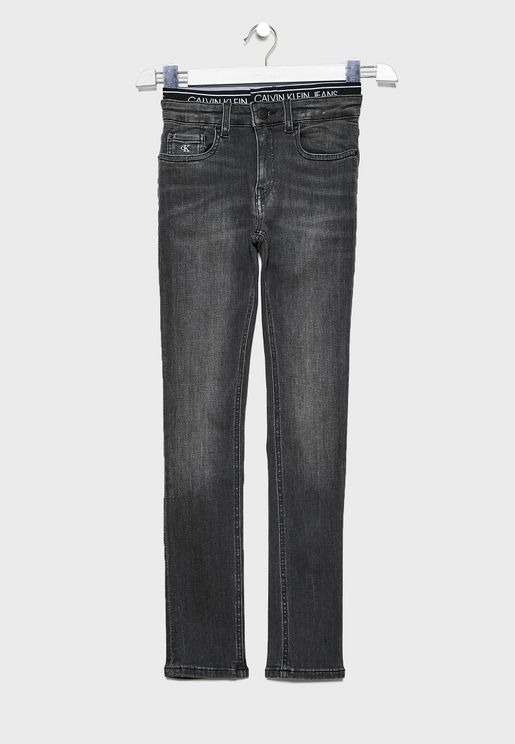 Kids Skinny Infinite Denim Jeans