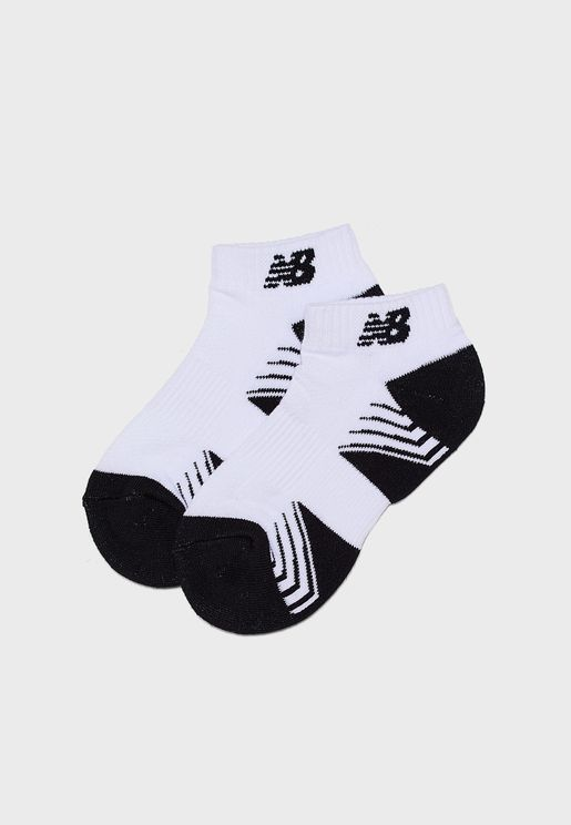Kids 2 Pack Ankle Socks