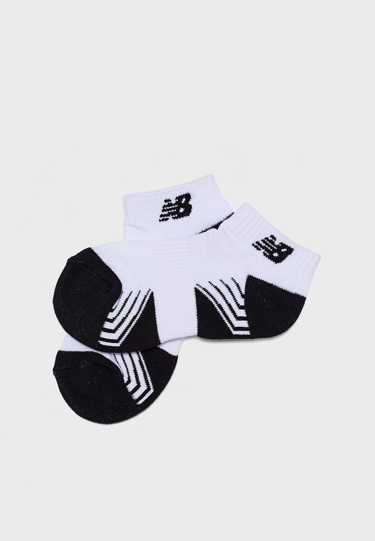 Kids 2 Pack Ankle Socks