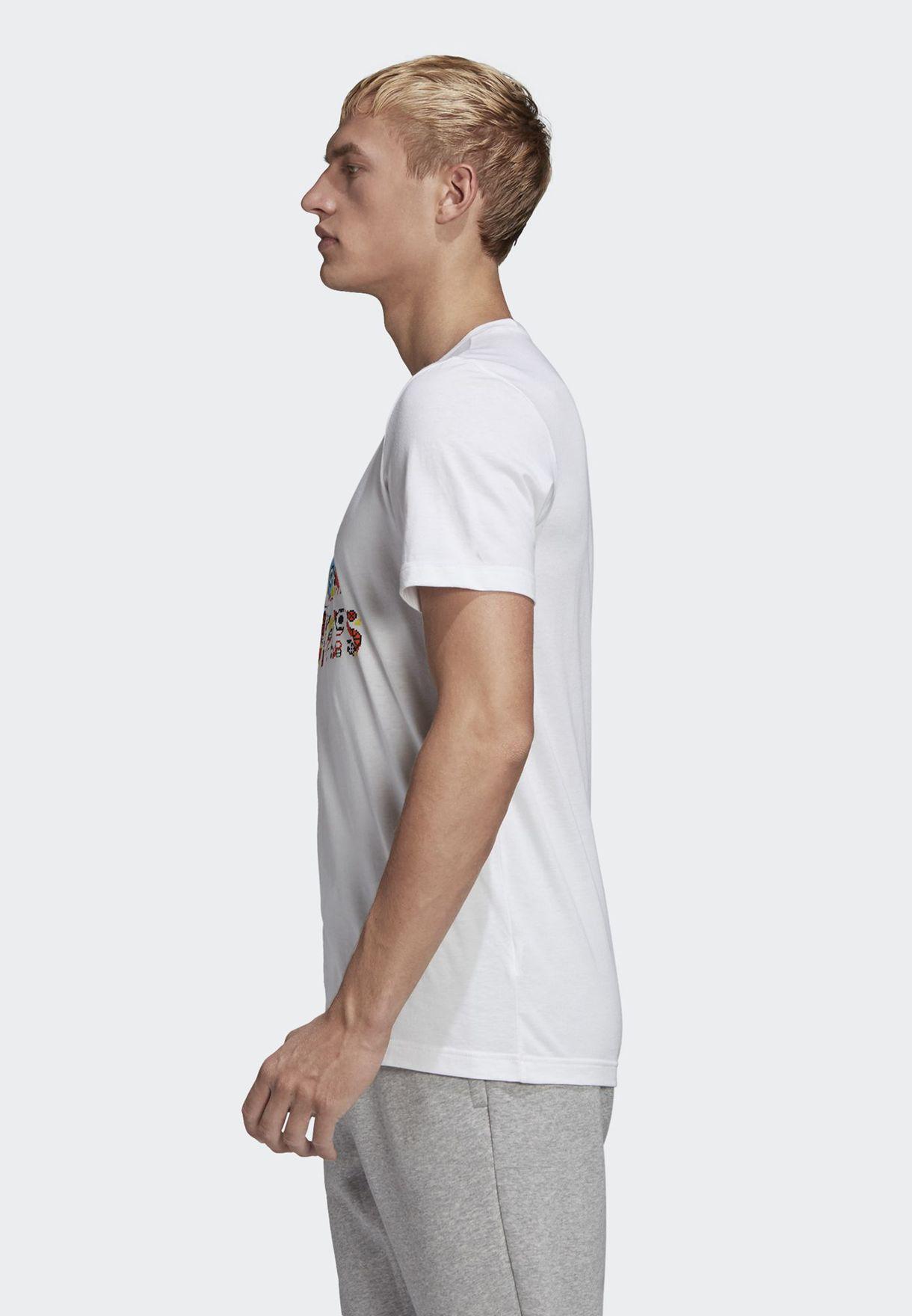 8-Bit BOS T-Shirt