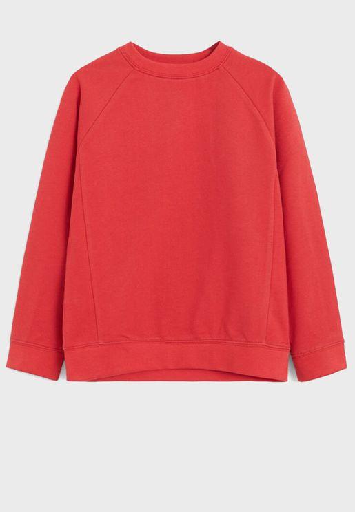 Kids Essential Sweatshirt