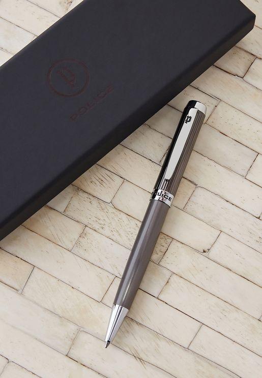 قلم مزين بشعار الماركة