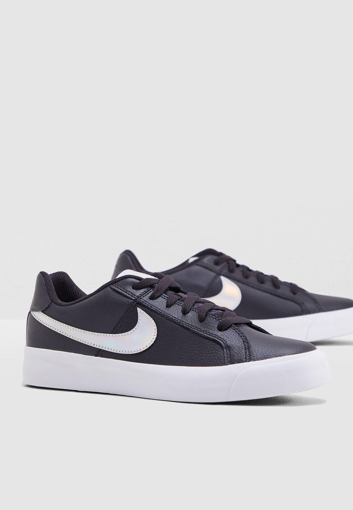 edb0f1af62c1 Shop Nike black Court Royale AC AO2810-002 for Women in UAE ...