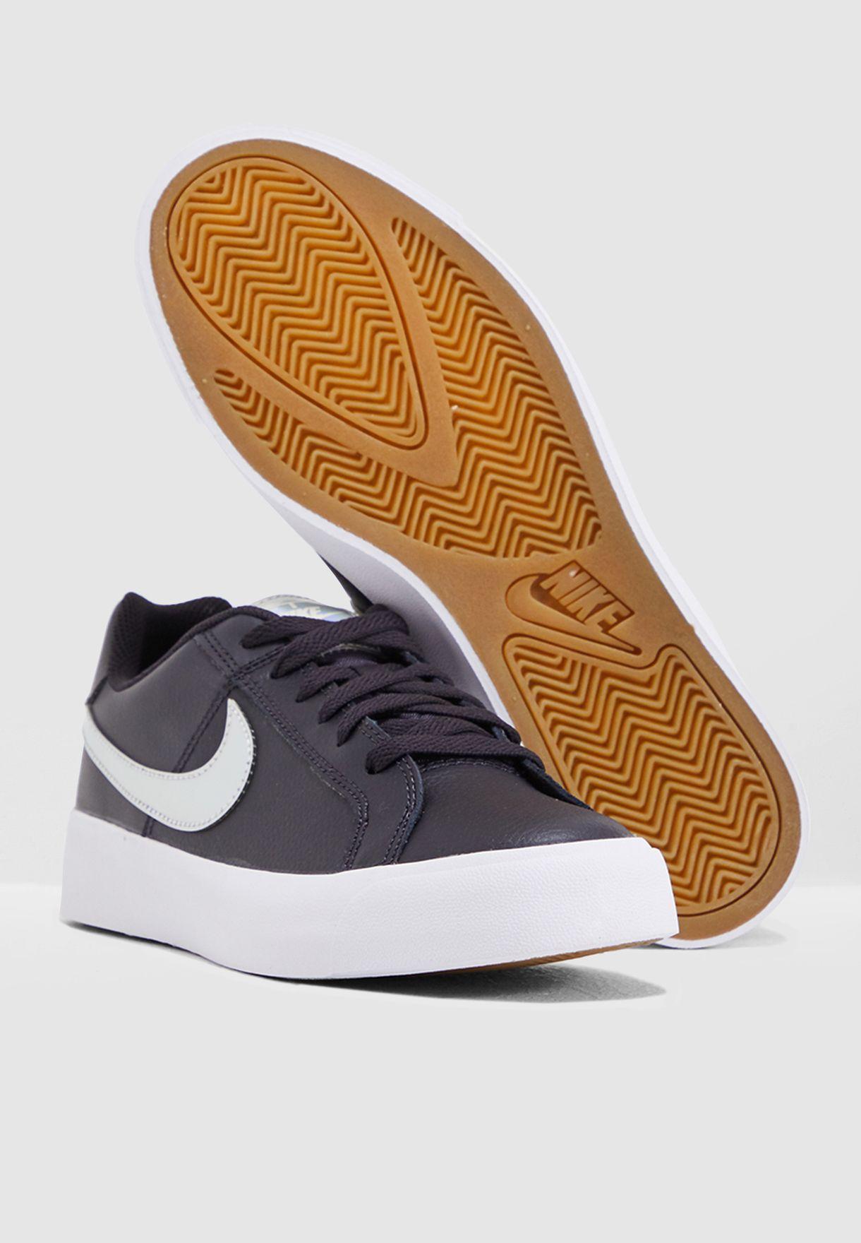 fe70c9e55e0a8d Shop Nike black Court Royale AC AO2810-002 for Women in UAE ...