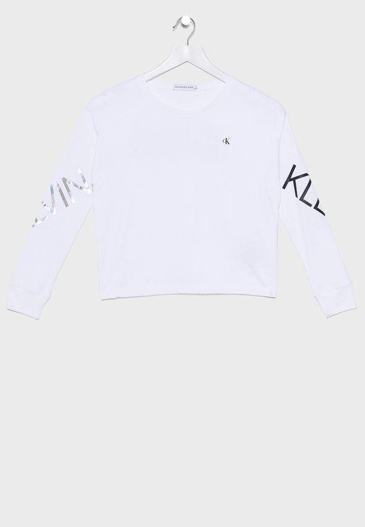 Kids Logo T-Shirt