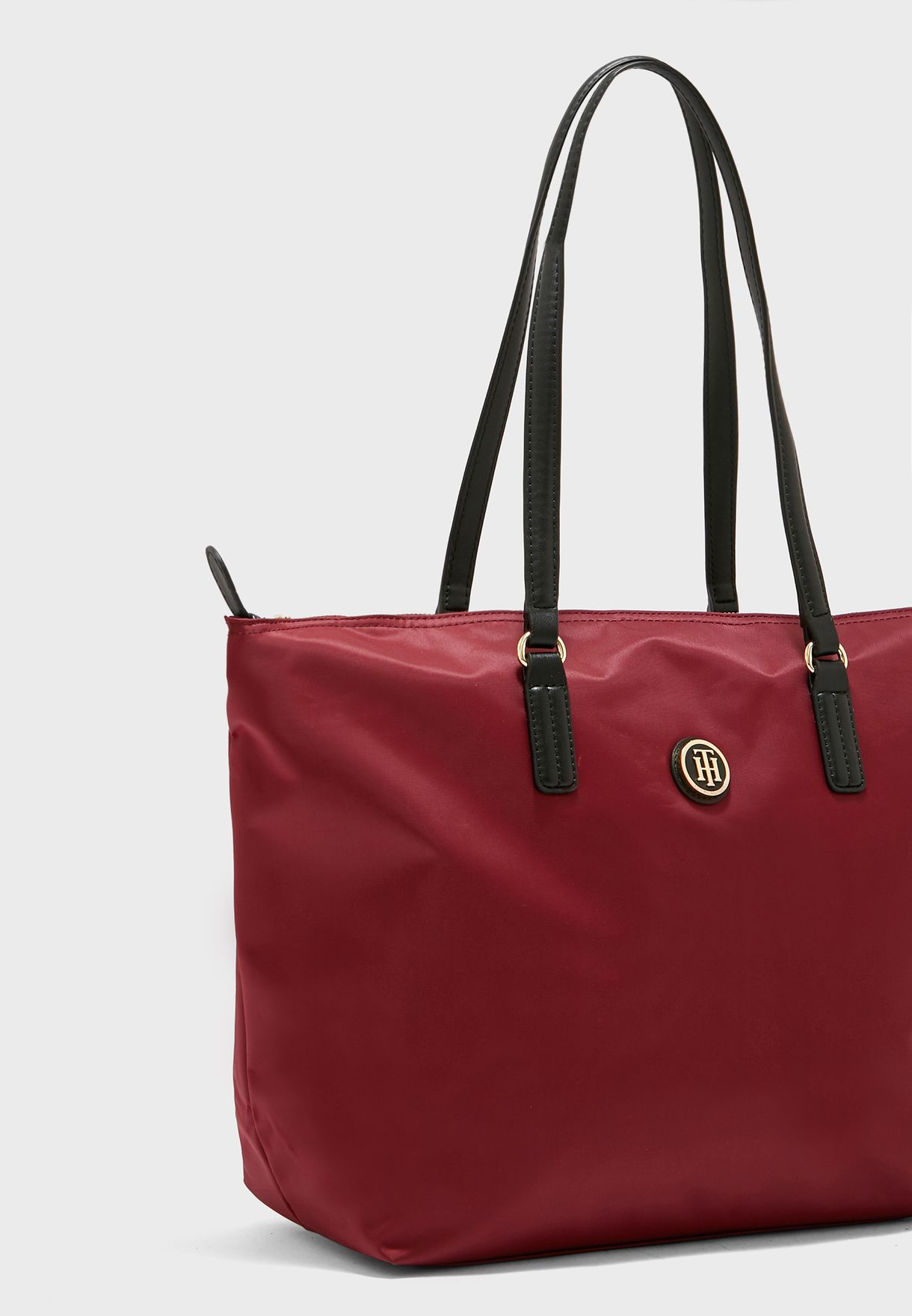 Poppy Solid Tote
