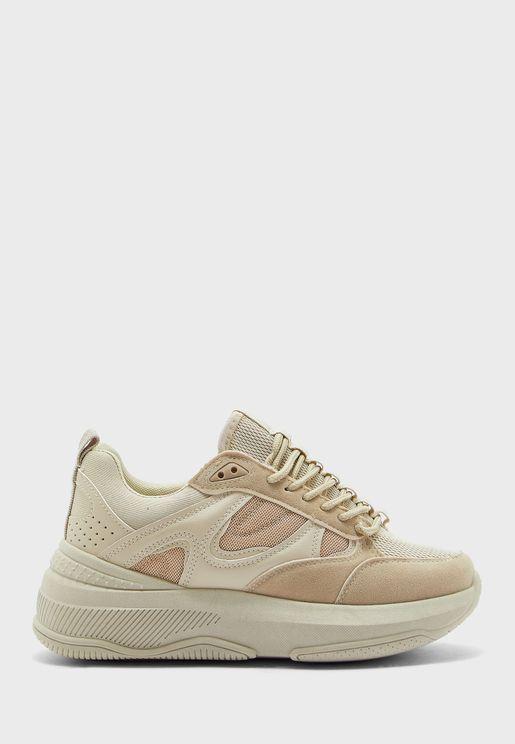 Pu Casual Sneakers