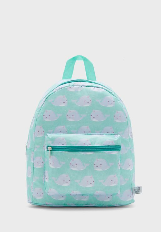 Narwhal Backpack