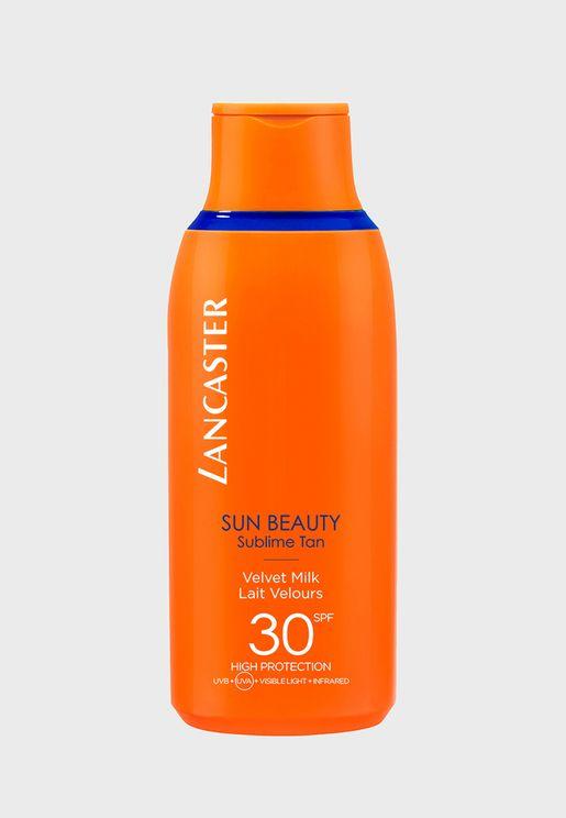 Sun Beauty - Velvet Milk SPF30 175ml