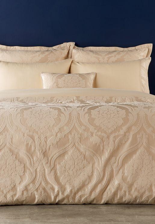 غطاء لحاف وسرير كينغ
