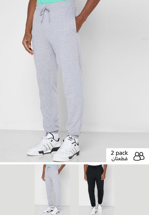2 pack oversized jogger