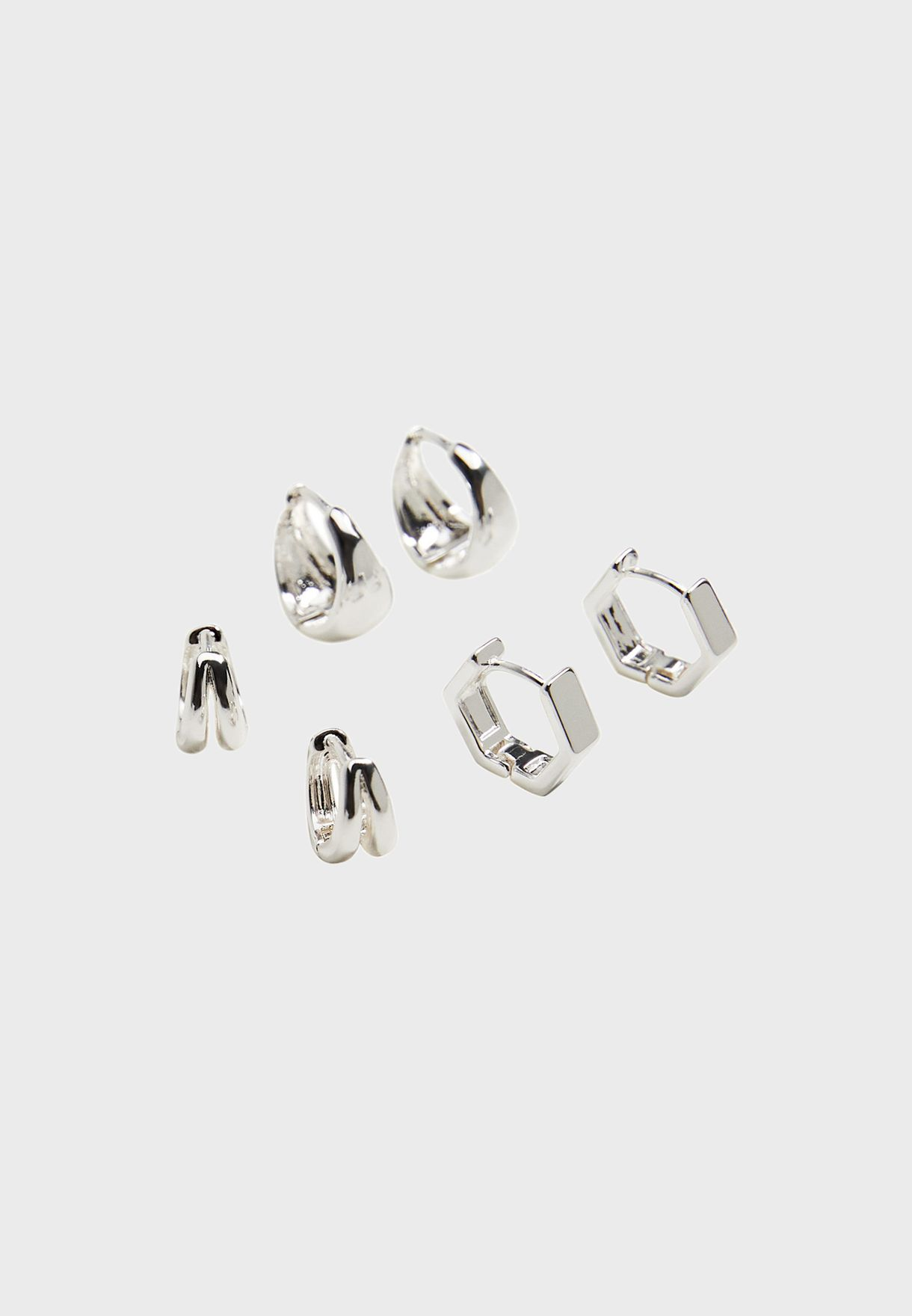 Pongo Earrings Set