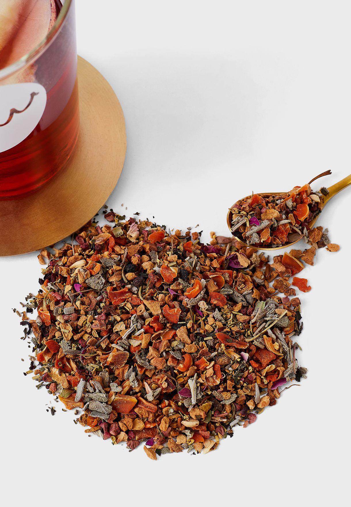 شاي اعشاب - اورجانيك جلو