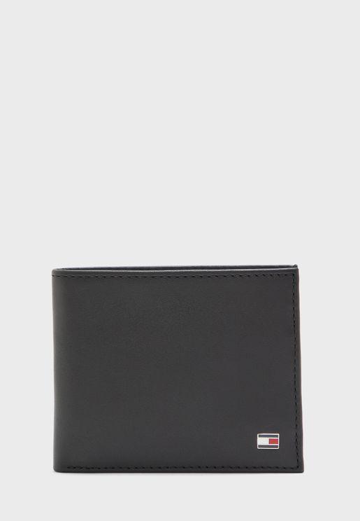 Eton Embossed Bi-Fold Wallet