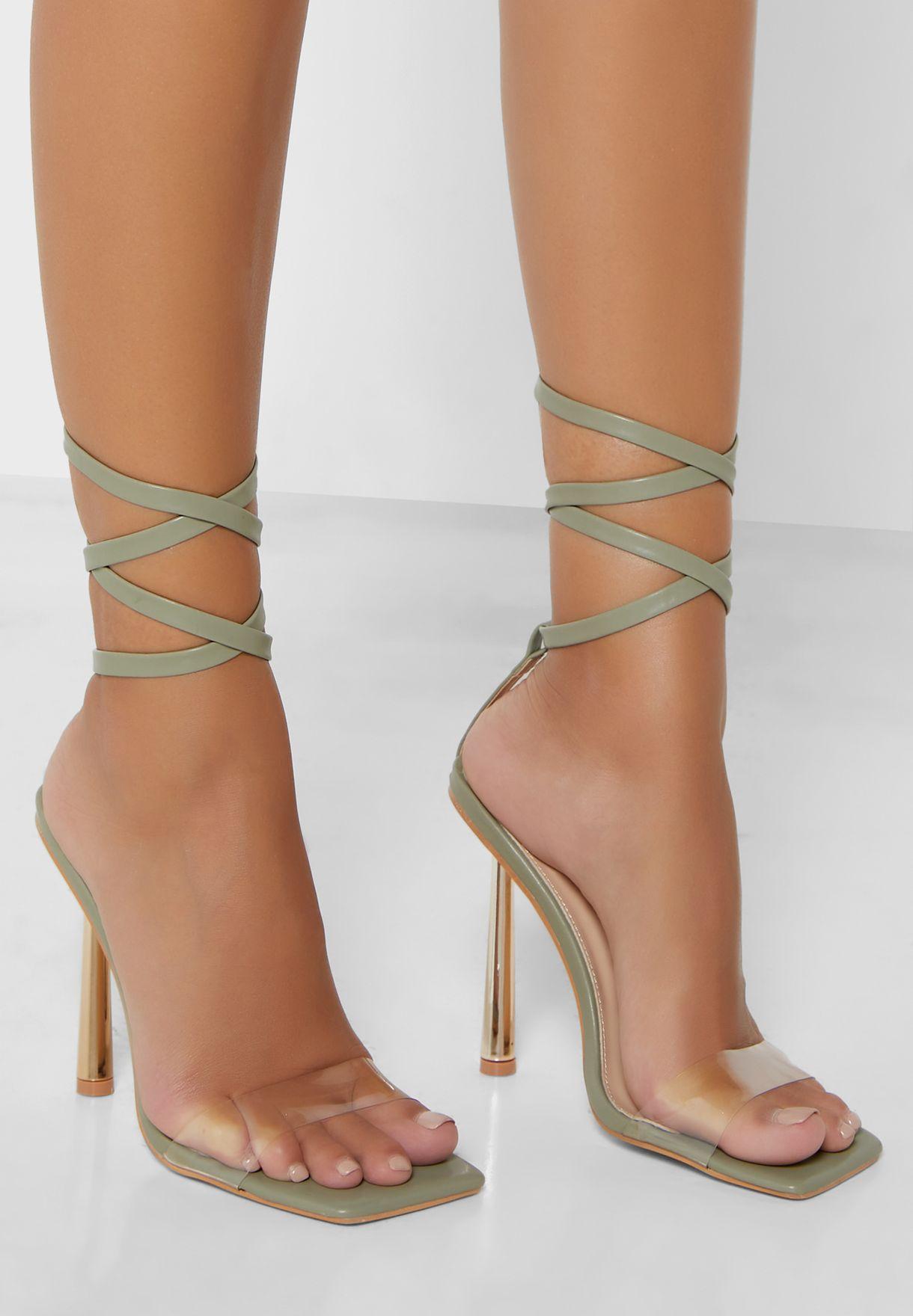 Ignite High Heel Sandal