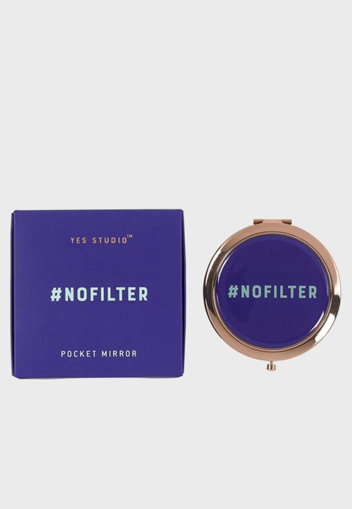 Pocket Mirror - No Filter
