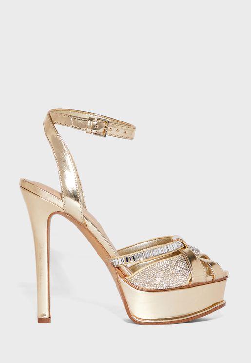 Lacla Shine Casual Sandals
